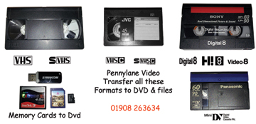 video to dvd, video transfer